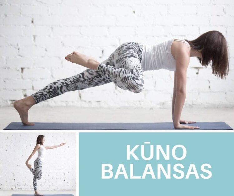 Įrodyta, kad joga neatstos aerobikos