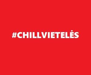 #chillvietelės